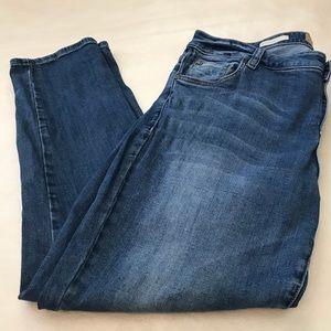 Kut from the Kloth Katy boyfriend jeans sz 14 W